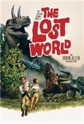 The Lost World (1960) 1080P Poster