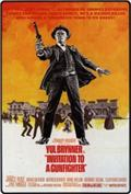 Invitation to a Gunfighter (1964) Poster