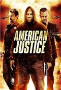 American Justice (2015) 1080P Poster