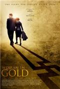Woman in Gold (2015) 1080P Poster