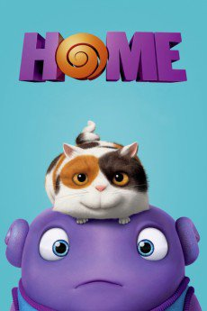 Home (2015) Poster