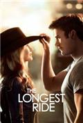 The Longest Ride (2015) Poster