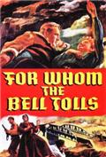 For Whom the Bell Tolls (1943) Poster