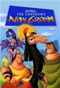 The Emperor's New Groove (2000) 1080P Poster