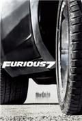 Furious Seven (2015) 1080P Poster