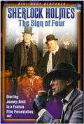 The Sign of Four (1987) 1080P Poster