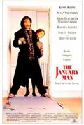 The January Man (1989) Poster
