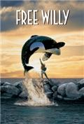 Free Willy (1993) 1080P Poster
