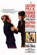 Beloved Infidel (1959) 1080P Poster