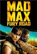 Mad Max: Fury Road (2015) 3D Poster