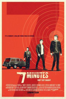 7 Minutes (2014) Poster