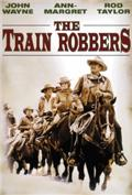 The Train Robbers (1973) Poster