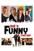 She's Funny That Way (2014) 1080P Poster