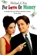 For Love or Money (1993) Poster