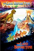 The Land Before Time (1988) 1080P Poster