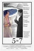 5 to 7 (2014) 1080P Poster
