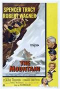 The Mountain (1956) Poster