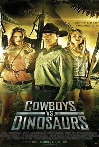 Cowboys Vs. Dinosaurs (2015) Poster