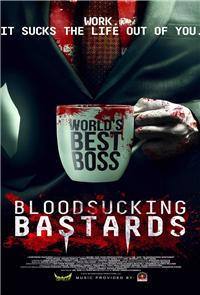 Bloodsucking Bastards (2015) Poster
