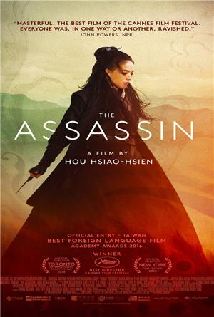 The Assassin (2015) Poster