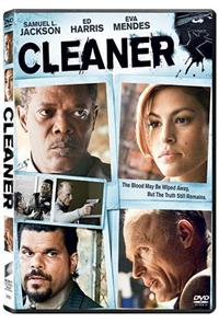 Cleaner (2008) Poster