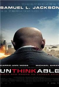 Unthinkable (2014) 1080p Poster