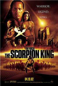The Scorpion King (2002) 1080p Poster