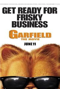 Garfield - The Movie (2004) Poster