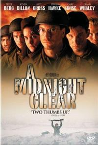 A Midnight Clear (1992) Poster