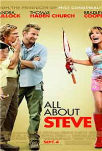 All About Steve (2009) 1080p Poster