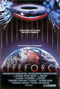 Lifeforce (1985) Poster