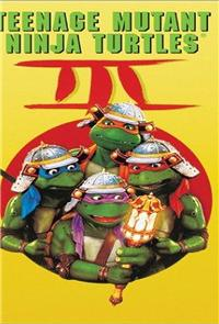 Teenage Mutant Ninja Turtles III (1993) Poster