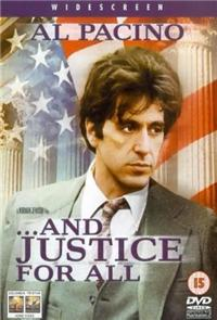...And Justice for All (1979) Poster