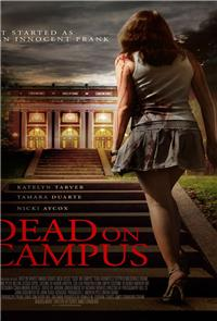 Dead on Campus (2014) 1080p Poster