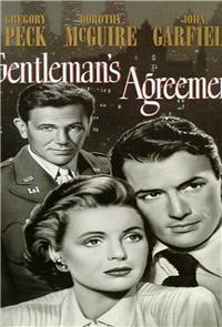 Gentleman's Agreement (1947) Poster