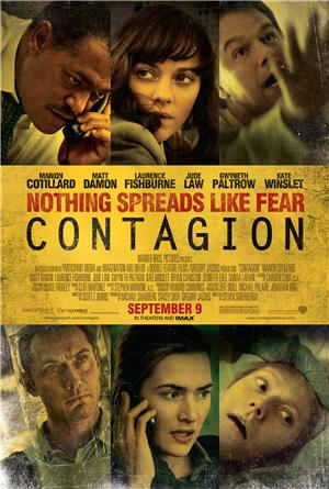 Contagion (2011) 1080p Poster