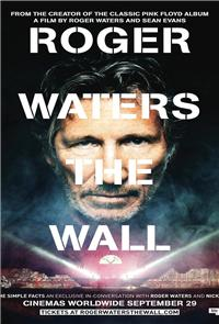 Roger Waters The Wall (2014) Poster