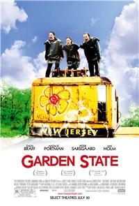Garden State (2004) 1080p Poster