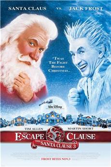 The Santa Clause 3: The Escape Clause (2006) 1080p Poster