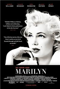 My Week with Marilyn (2011) 1080p Poster