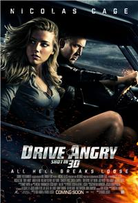 Drive Angry (2011) 1080p Poster