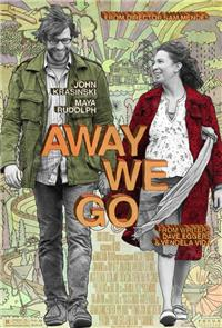 Away We Go (2009) 1080p Poster