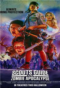 Scouts Guide to the Zombie Apocalypse (2015) Poster