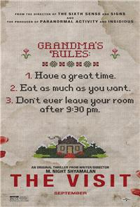 The Visit (2015) 1080p Poster