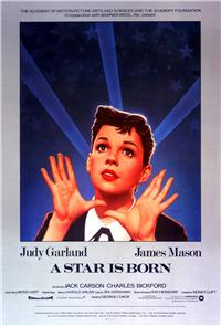 A Star Is Born (1954) Poster