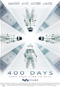 400 Days (2016) 1080p Poster
