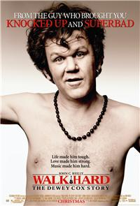 Walk Hard: The Dewey Cox Story (2007) Poster