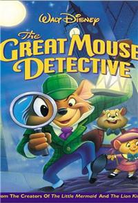 The Great Mouse Detective (1986) 1080p Poster