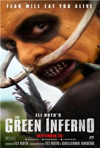 The Green Inferno (2015) 1080p Poster