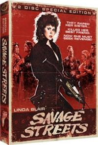 Savage Streets (1984) Poster